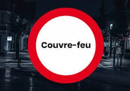 COUVRE-FEU 19H